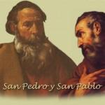 apostoles pedro y pablo