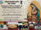 Peregrinación 2017 a la Basílica de Nuestra Señora de Guadalupe